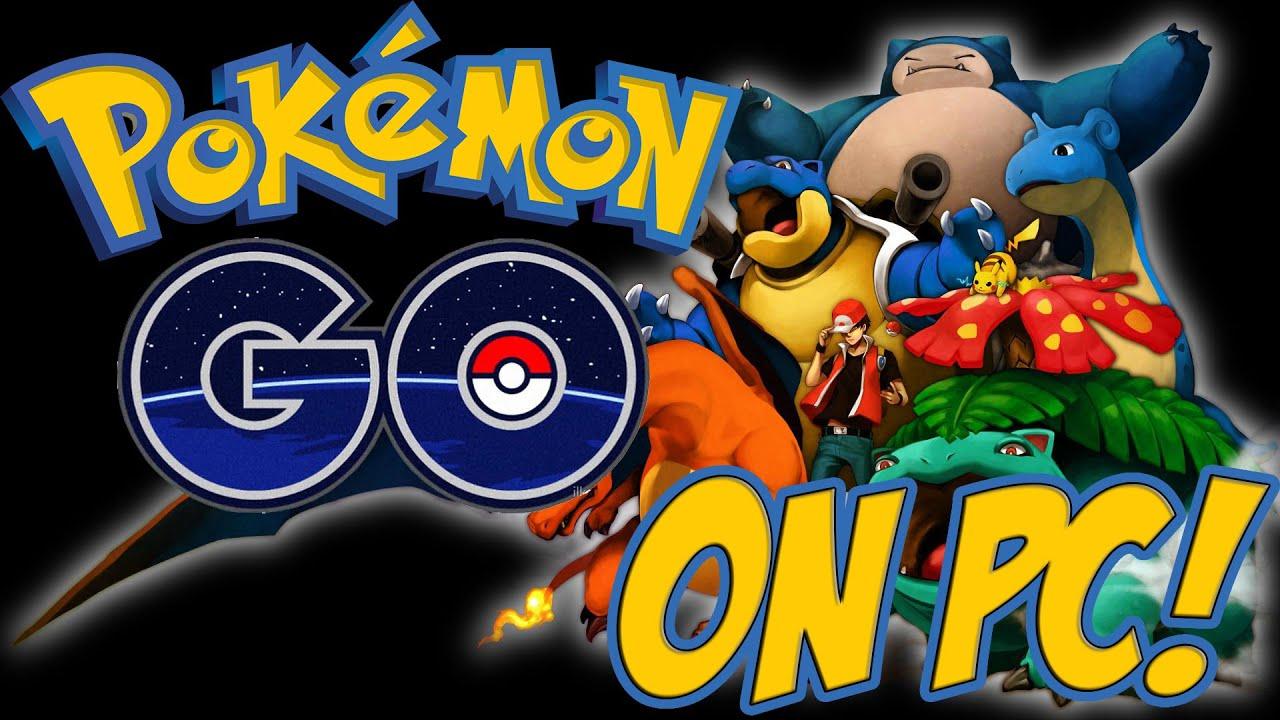 play pokemon go on laptop