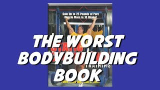 This is the WORST Bodybuilding Book
