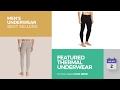 Featured Thermal Underwear Men's Underwear Best Sellers