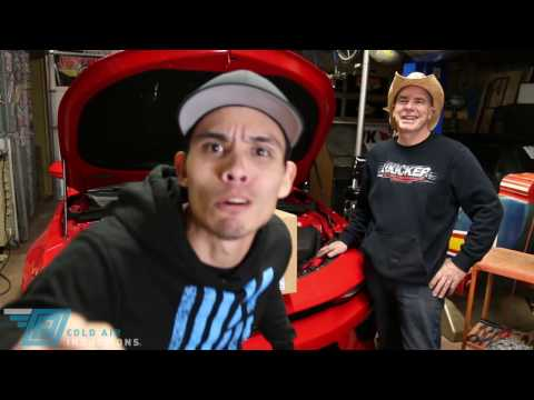 Download Youtube: Cold Air Inductions Install for 2016 Camaro by Farmtruck and AZN