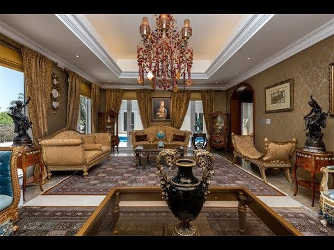 Lavish Family Villa in Dubai, United Arab Emirates | Sotheby's International Realty