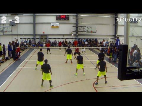 Alabama A Vs Georgia A - Final Game - CLPSS Volleyball 2014