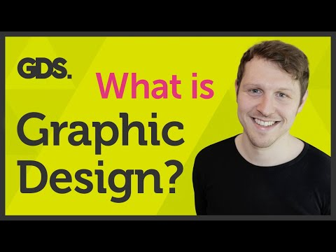 What is Graphic Design? Ep1/45 [Beginners Guide to Graphic D