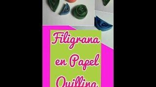 Cómo hacer la aguja para Filigrana