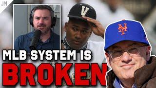 Jomboy explains why Mets didn't sign Kumar Rocker