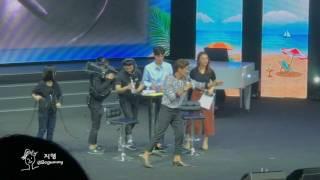 Park Bo Gum Asia Tour Fan Meeting in Singapore Part 1