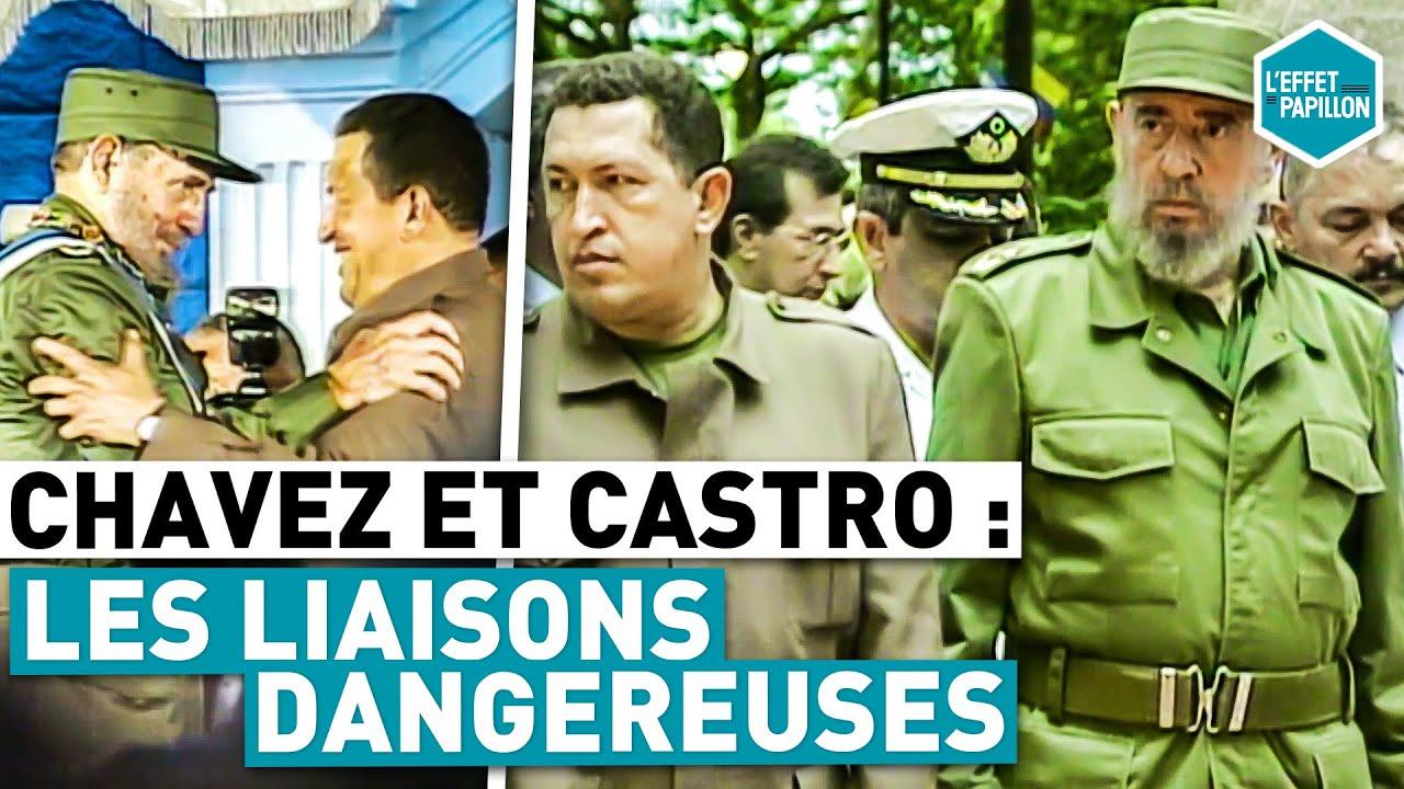Download CHAVEZ ET CASTRO : LES LIAISONS DANGEREUSES (Vénézuela) - L'Effet Papillon