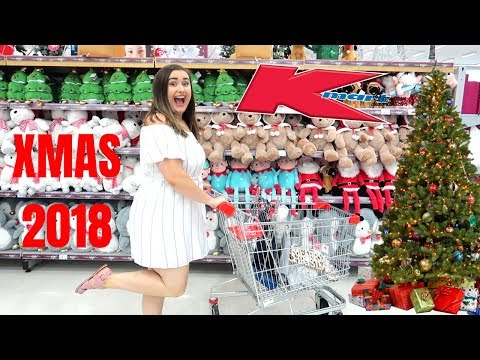 KMART CHRISTMAS SHOP WITH ME & HAUL AUSTRALIA 2018