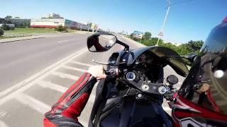 Suzuki GSX-R 1000 K8 wheelies & more