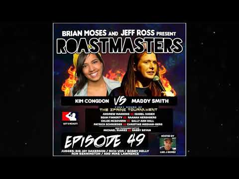 Ep 49 - Round One Part One of The Spring Tournament + Maddy Smith vs Kim Congdon