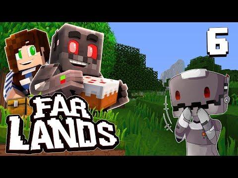 Minecraft Far Lands w/ Stacy Episode 6: Stacy Stuck!