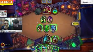 WTF MOMENTS 48! Hearthstone GADGETZAN Funny Plays and Lucky Moments!