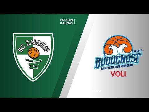 Zalgiris Kaunas - Buducnost VOLI Podgorica Highlights | Turkish Airlines EuroLeague RS Round 23 thumbnail