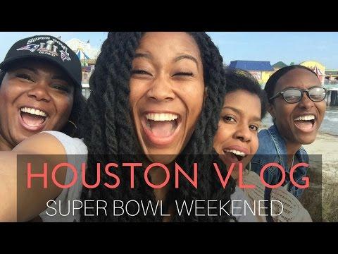 Houston Vlog | Super Bowl 51 Weekend