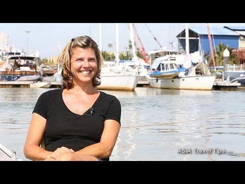 Sailing in Asia Interview with Captain Kim E. Jenks - HD