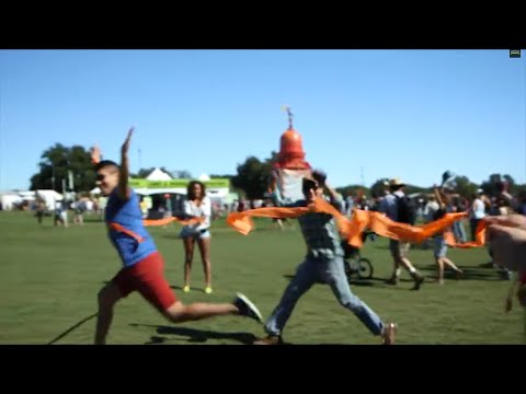 ACL Festival 2014: Race Through The Gates