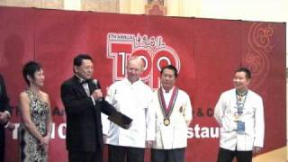 Top 100 Chinese Restaurants Top10 Overall Excellence Awards