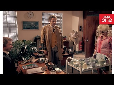 Carry On Up The Sexual Harassment Tribunal  Walliams & Friend: Sheridan Smith  BBC One