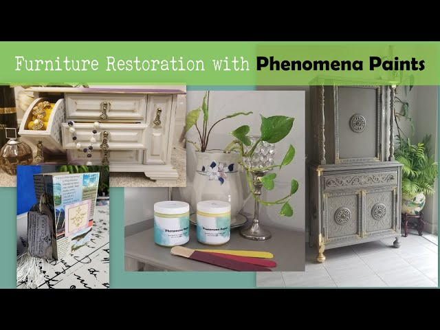 Phenomena Paints texturing | 3d Texturing |Texturing | 3d Effects P1-Ep5