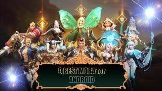 9 GAME MOBA ANDROID TERBAIK 2019