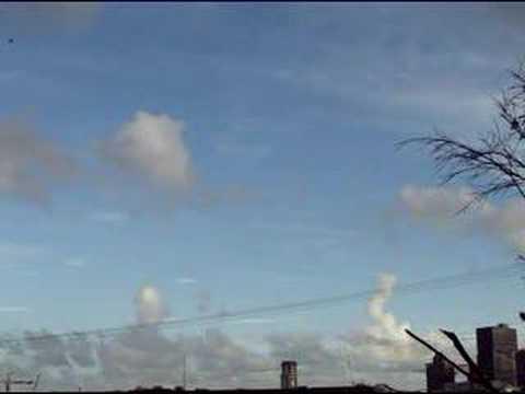 clouds over Highgate Hill part 1