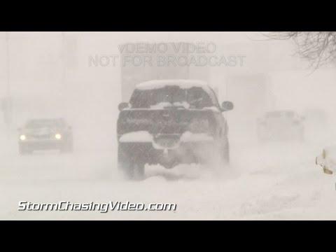 1/9/2015 Grand Rapids, MI White-Out Snows