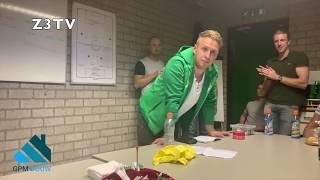 Eendracht zaterdag 3 - SV Nijmegen (4-2)
