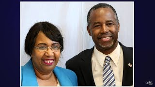 Did Dr Ben Carson ''THROW''his wife under the BUS?????????????????