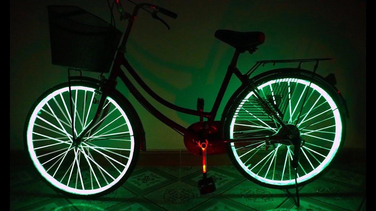 NTN – Thử Làm Chiếc Xe Phát Sáng  ( Wheel Glow )