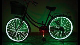 NTN - Thử Làm Xe Đạp Phát Sáng ( Wheel Glow )