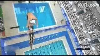 NEW 50 METER SWIMMING WORLD RECORD!