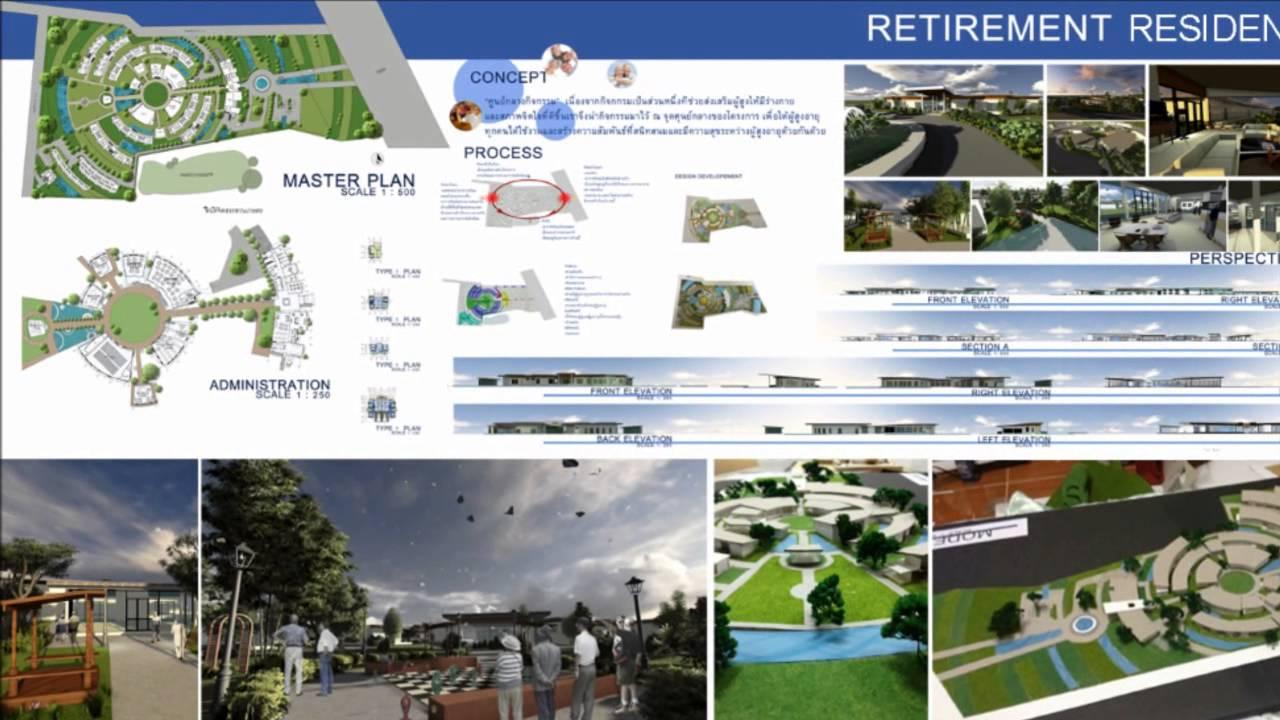 Architecture student portfolio [Waranya Paksarnsri 53020075 KMITL]