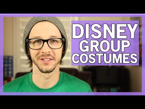 How to Group Costume ft. Andrew Ducote | Thingamavlogs