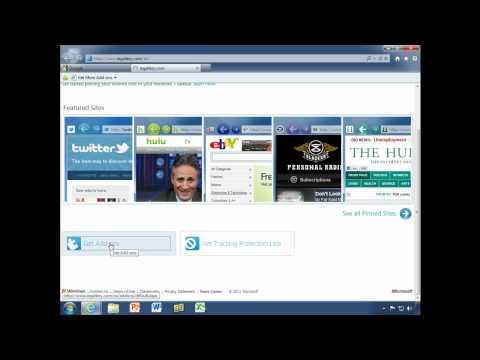 Web Slices in Internet Explorer 9