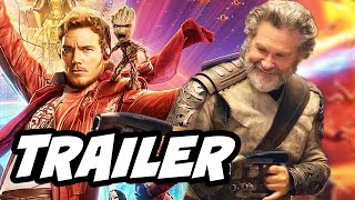 Guardians Of The Galaxy 2 Trailer and Guardians Of The Galaxy 3 Explained