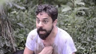 Tião Galinha - Cena do Cramunhão