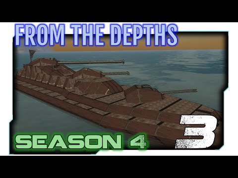 From the Depths:S4 *Special* - Pre-Campaign Stream (Thunderling)