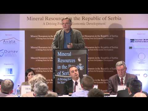 Serbia's mining deposits and new projects - Radomir Vukcevic
