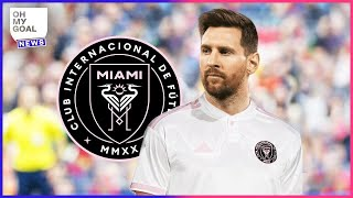 Lionel Messi to Inter Miami: the club president's huge announcement | Oh My Goal