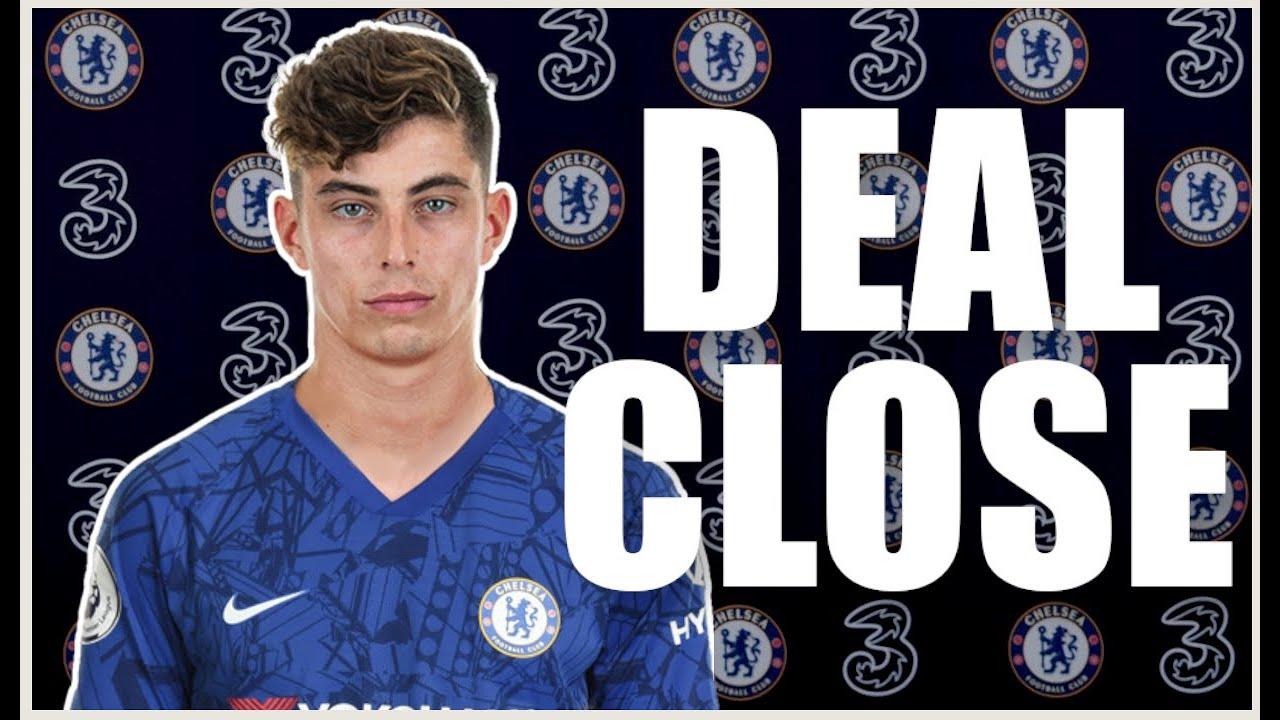 Kai Havertz to Chelsea Imminent | Chelsea News Now - YouTube