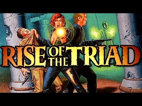 LGR - Rise of the Triad - DOS PC Game Review thumbnail