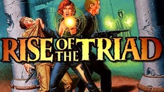 LGR - Rise of the Triad - DOS PC Game Review