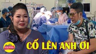 Hồng Vân kho'c nghẹn thông báo tin buồn thêm một Sao Việt bị tai nạn