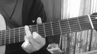Если с другом вышел в путь аккорды семиструнная гитара