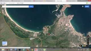 Схема Созополя. Районы Созополя(Созополь состоит из нескольких районов. Здесь описываю каждой из них. Район Золотая Рыбка, старый город..., 2014-03-13T17:26:47.000Z)