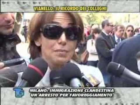 VIANELLO, LA CAMERA ARDENTE E IL RICORDO DEI COLLEGHI