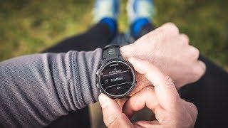 Garmin Forerunner 735XT - a multisport watch review