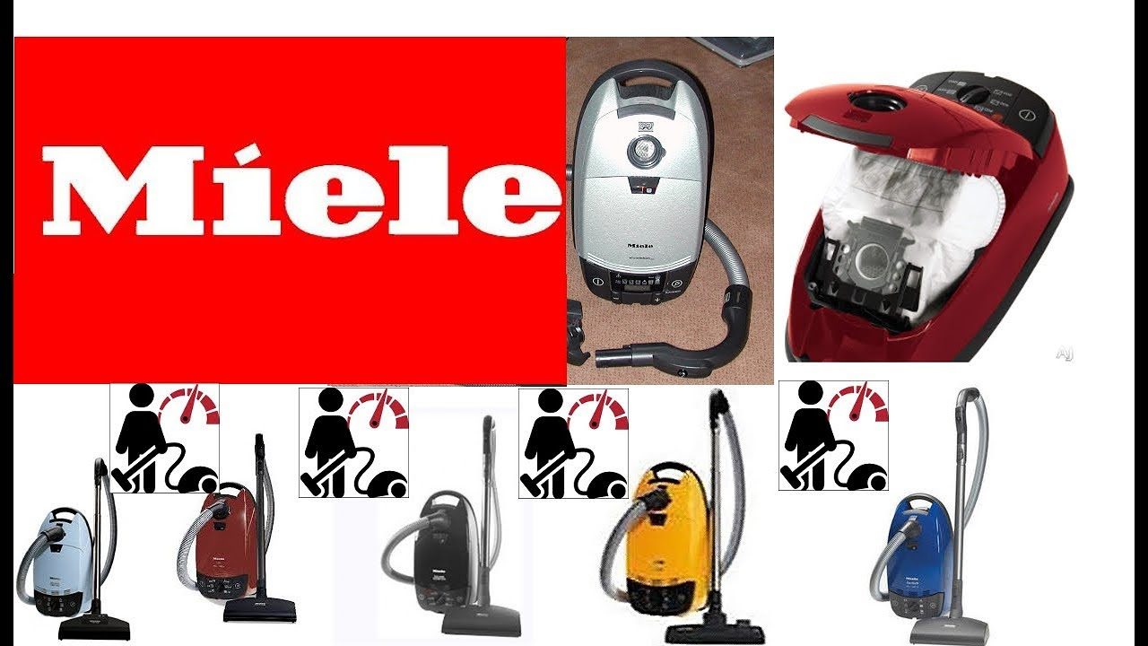 Miele Canister Vacuum S548 S500 Cord Reel Broken Youtube