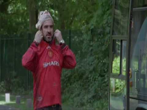 Il Mio Amico Eric - Scena Della Maschera Di Cantona