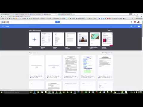 Google Docs   How To Recover An Erased Paper Or Work